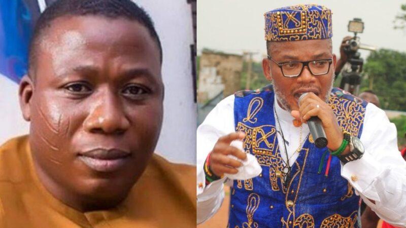 Let's name Nnamdi Kanu, Sunday Igboho bandits!