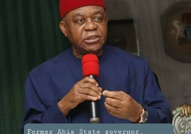 EFCC nabs former Abia state governor, Theodore Orji, at Abuja Airport