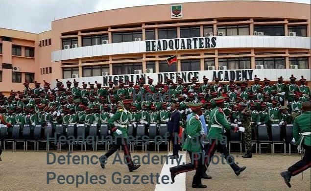 Nigerian Defence Academy confirms attack by bandits