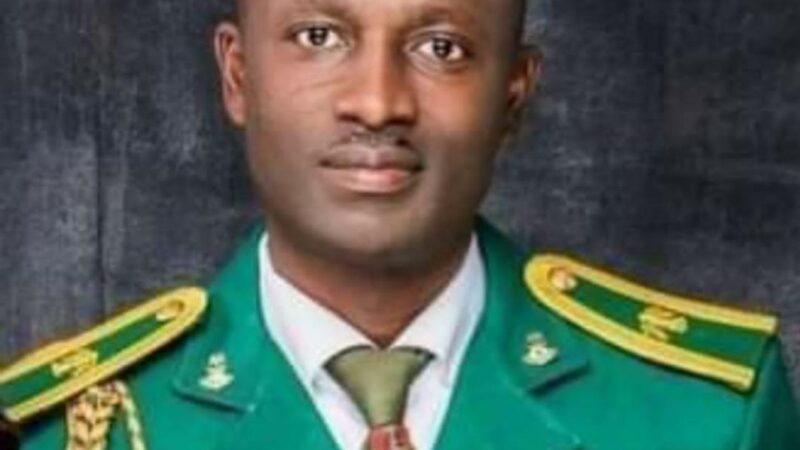 NDA attack: Abducted Major Datong not dead