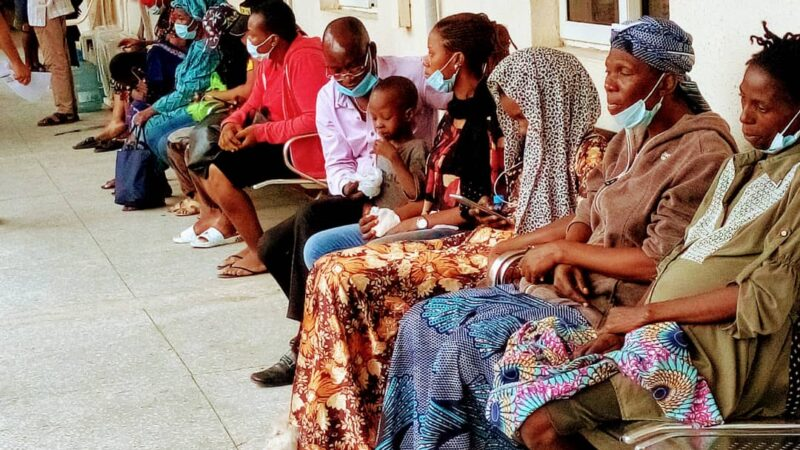 (In Photos) Doctors strike leave stranded patients scrambling for help
