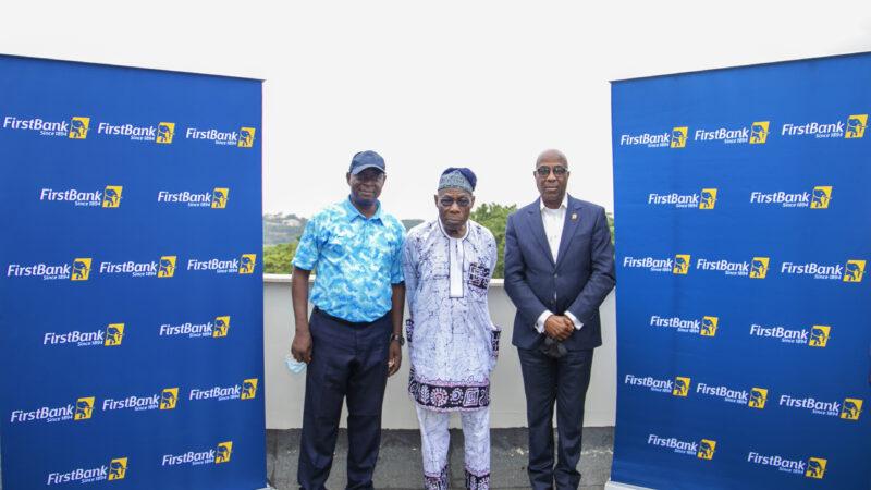First Bank sustains support for Chief Olusegun Obasanjo golf tournament