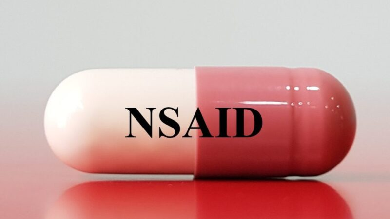 When NSAIDs can be super dangerous to your health