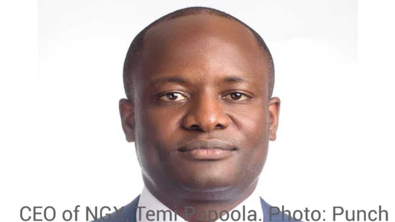 NGX CEO, Popoola, reaffirms commitment to leverage technology in digitising securities